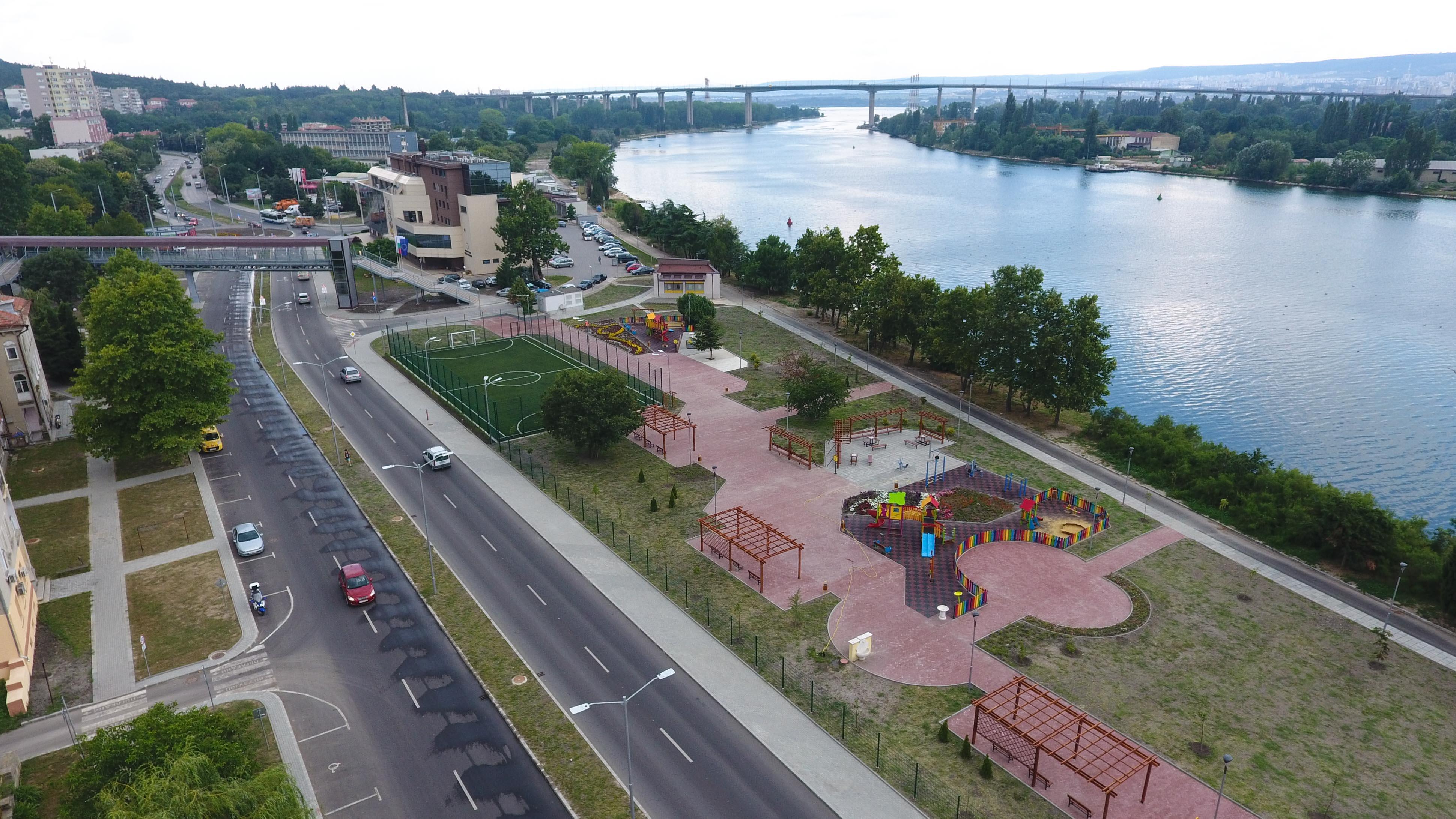 Gotovi Sa Dva Ot Infrastrukturnite Proekti V Asparuhovo Novini