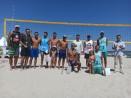 Завърши откритият турнир по плажен волейбол
