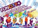 Стартира най-мащабният младежки фестивал Funcity +