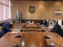 Кметът на Варна се срещна с посланика на Италия