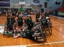 """""""Черно море – Тича"""" е победител в Международния турнир по баскетбол на колички"""
