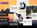 Стрелба с лък, йога и тенис на фестивала FUNCITY +