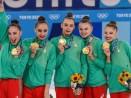 Златната Симона Дянкова и нейните треньори стават почетни граждани на Варна