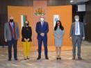 Кметът Иван Портних се срещна с представители на Microsoft България