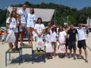 Йордан Янчев и Габриела Георгиева са победители в 81-вия плувен маратон Галата-Варна