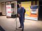 """Кметът Иван Портних поздрави участниците в изложението """"Дни на кариерата - IT комуникации и аутсорсинг"""""""